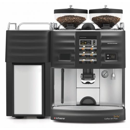 Schaerer Coffee Art Plus Best Foam