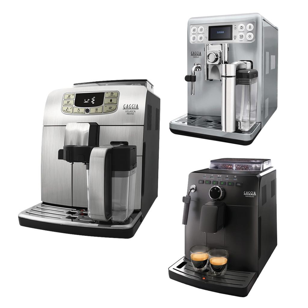 Υπεραυτόματες μηχανές καφέ espresso